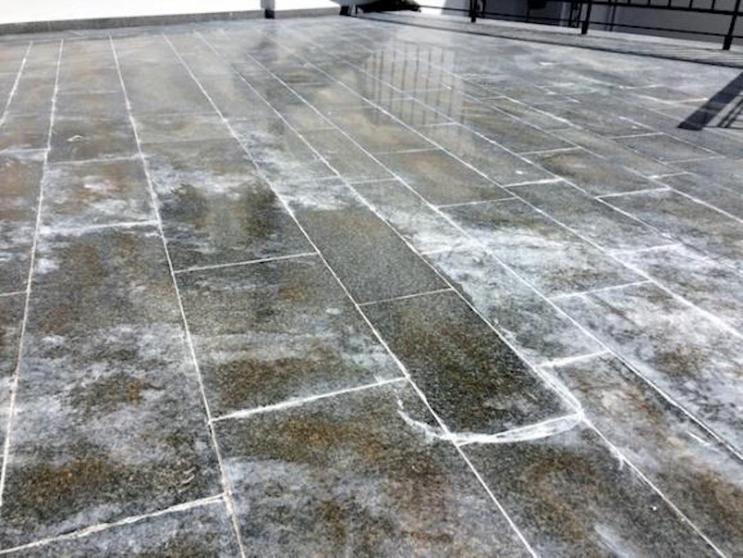 impregnace žulové podlahy a kamene