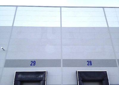 Čištění fasád a opláštění budov 003