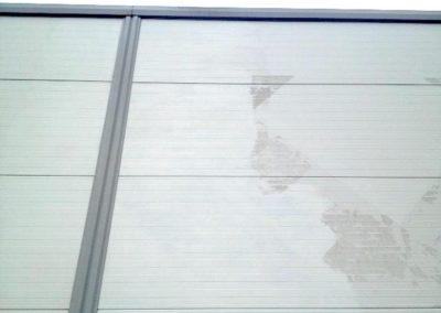 Čištění fasád a opláštění budov 006
