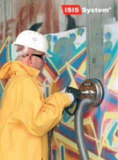Čištění graffiti