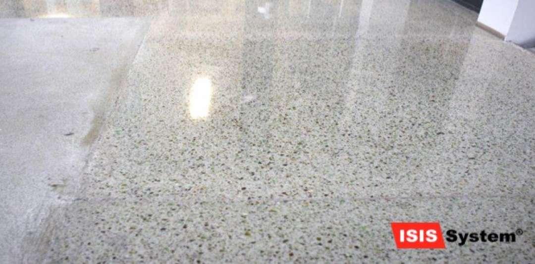Leštění a impregnace betonu