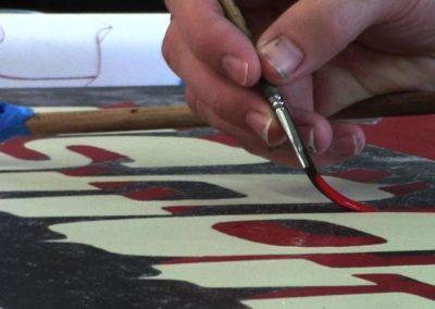 Malířské a písmomalířské práce 004