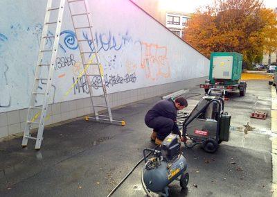 Odstranění graffiti a antigraffiti 007
