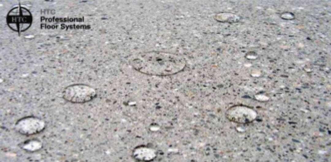Protiskluzné nátěry betonu