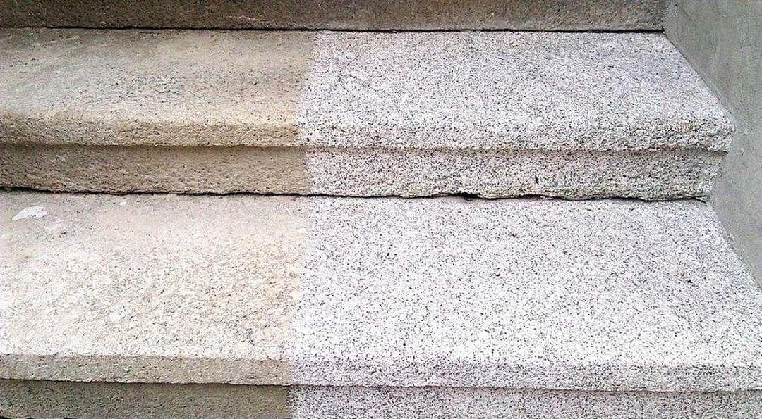 Renovace a broušení kamene