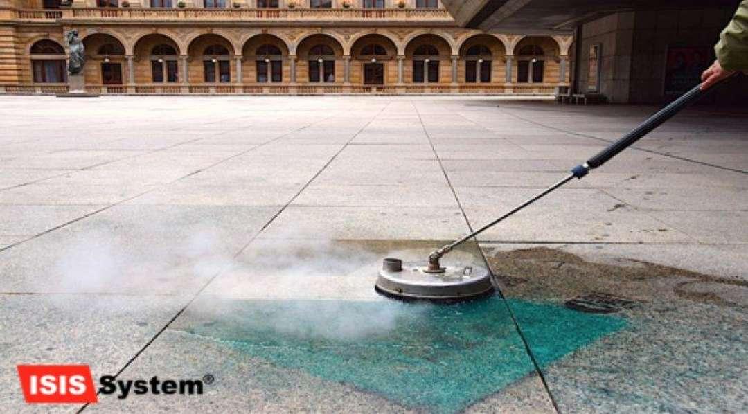 Renovace a broušení žulových podlah