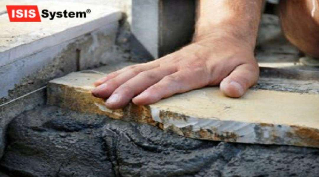 Renovace a čištění betonové dlažby