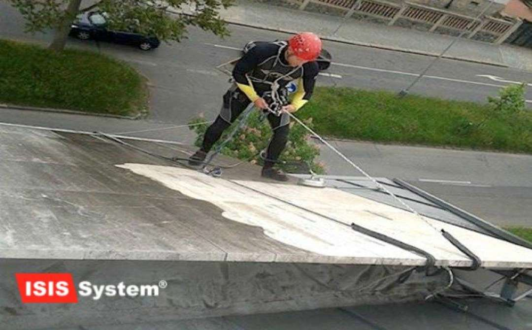 Renovace a čištění fasád