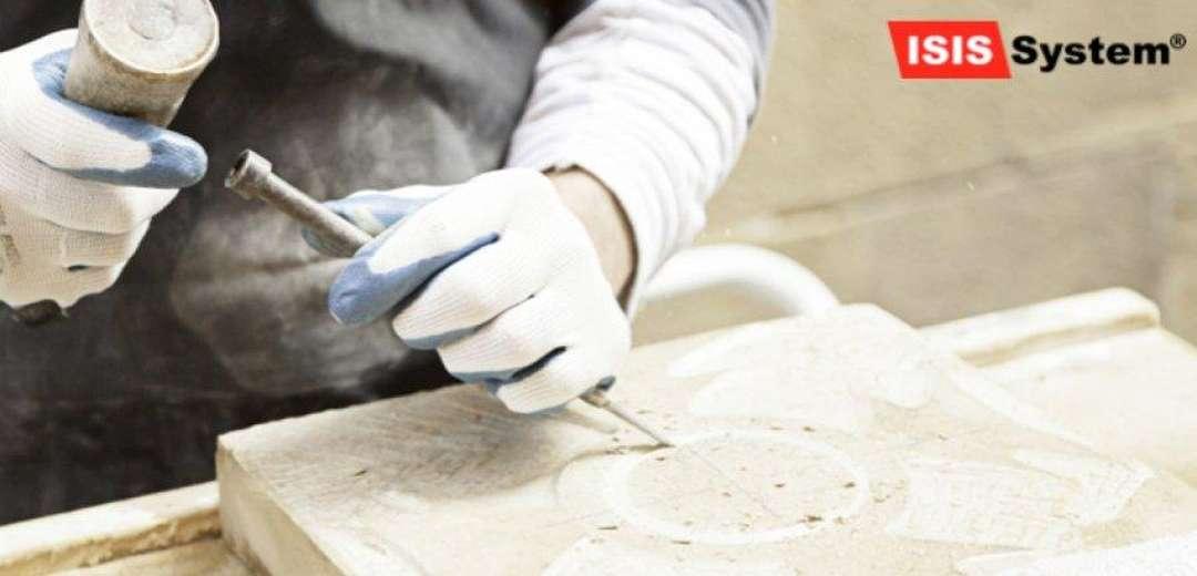 Renovace a čištění mramorových fasád