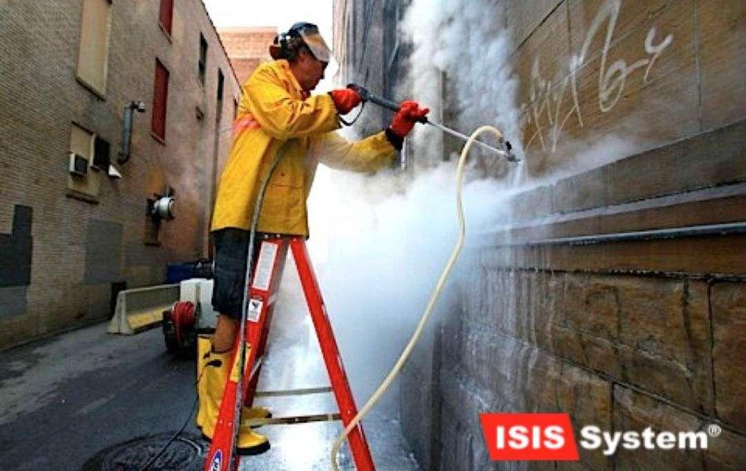 Renovace a čištění teraco fasád