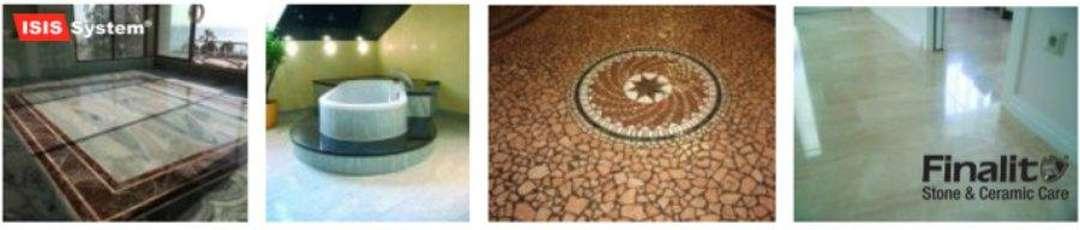 Renovace a čištění teracové dlažby