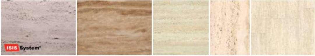 Renovace a čištění travertinových fasád