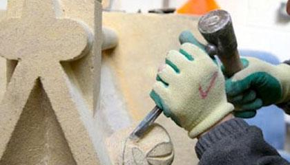 Strojové čištění fasád