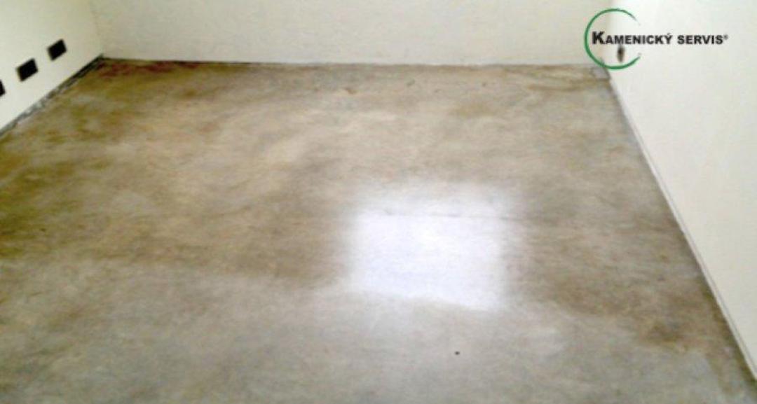 Renovace průmyslových podlah