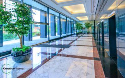 Renovace mramoru – leštění, impregnace a krystalizace mramoru
