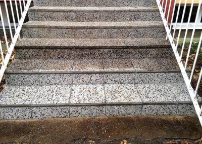 Repase a renovace kamenných schodů 004