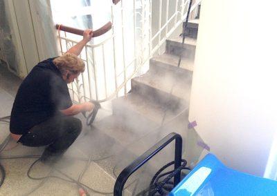 Repase a renovace kamenných schodů 005
