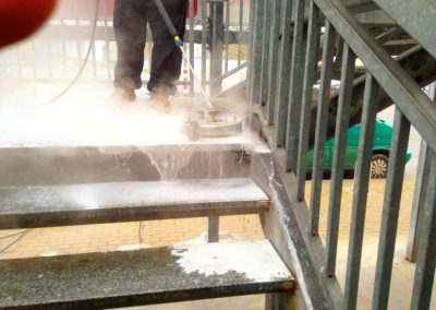 Repase a renovace kamenných schodů 007