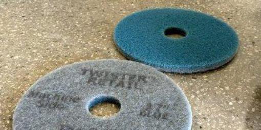 Údržba a mytí betonu